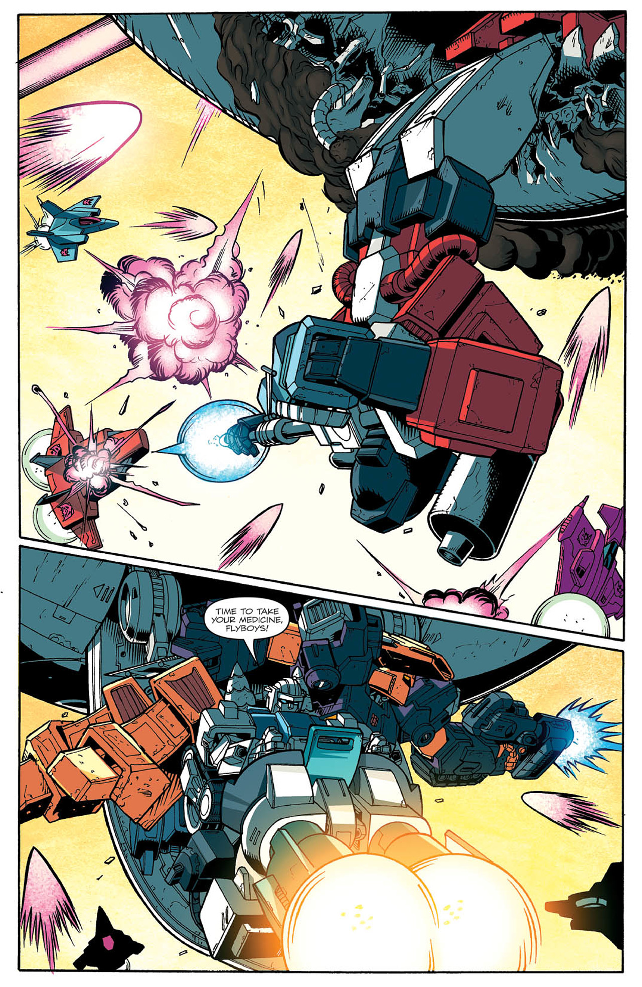 Read online Transformers: Last Stand of The Wreckers comic -  Issue #2 - 23