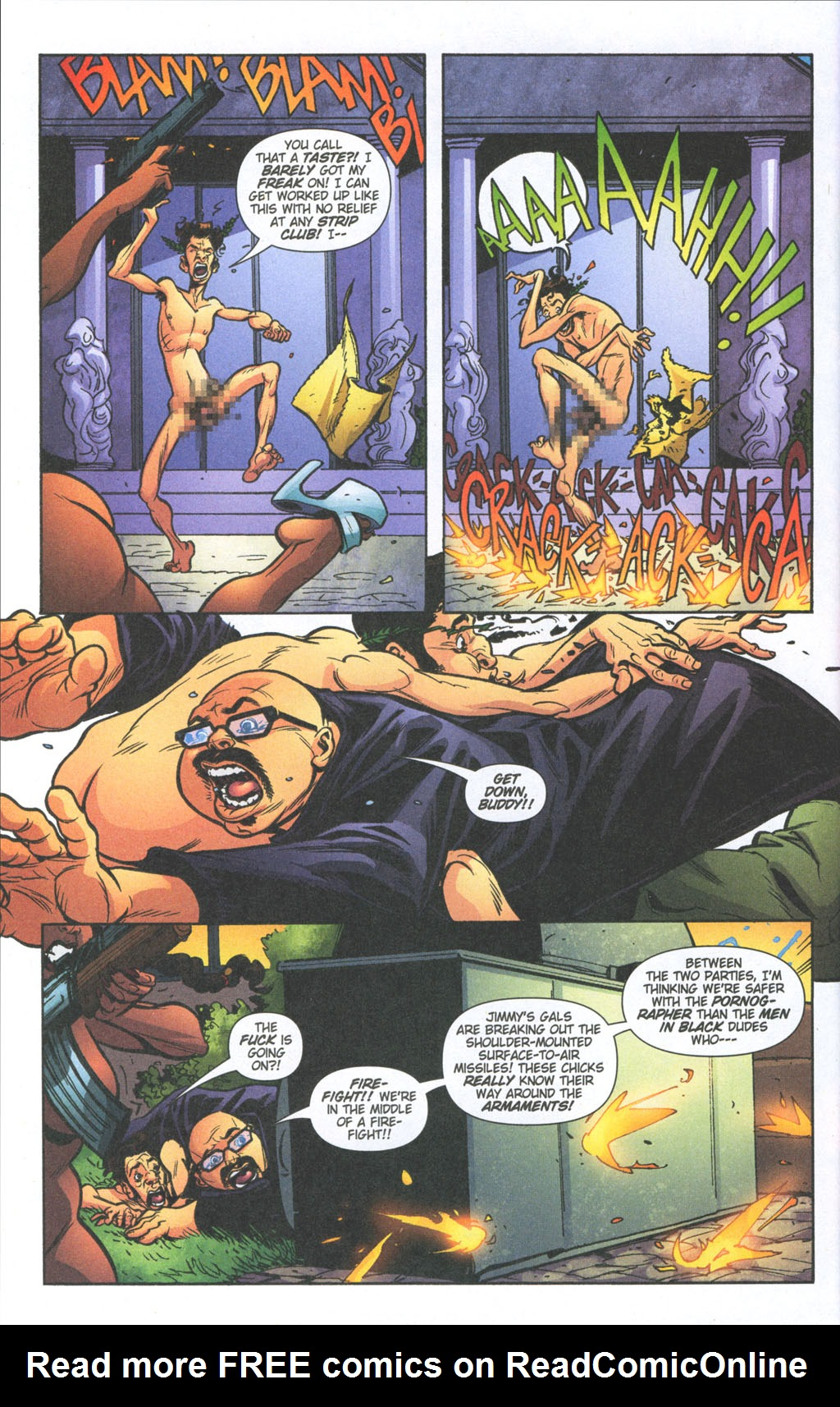 Read online Caper comic -  Issue #11 - 22