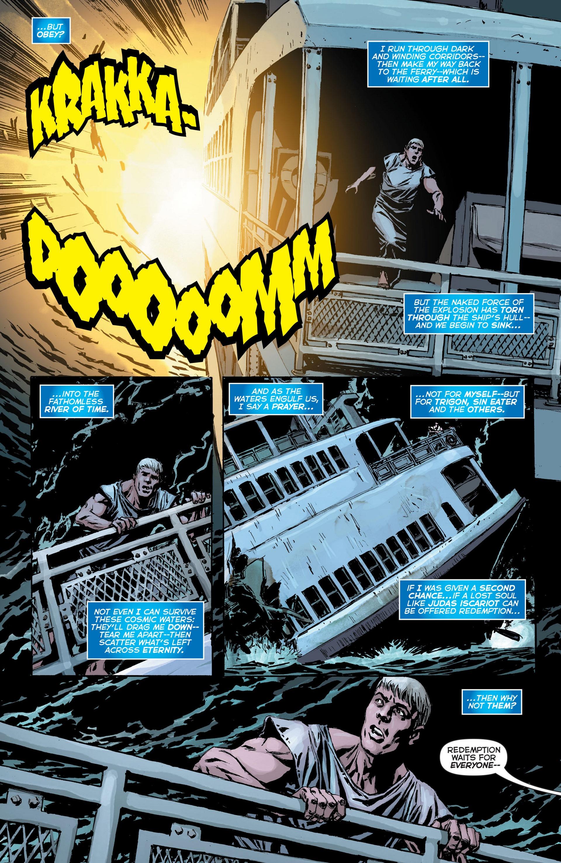 Read online Trinity of Sin: The Phantom Stranger: Futures End comic -  Issue # Full - 17