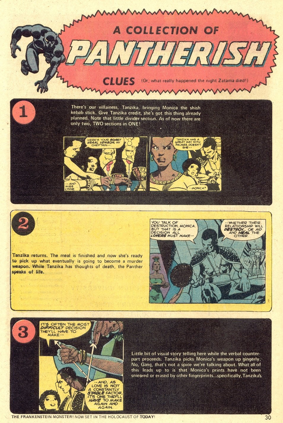 Jungle Action (1972) issue 11 - Page 30