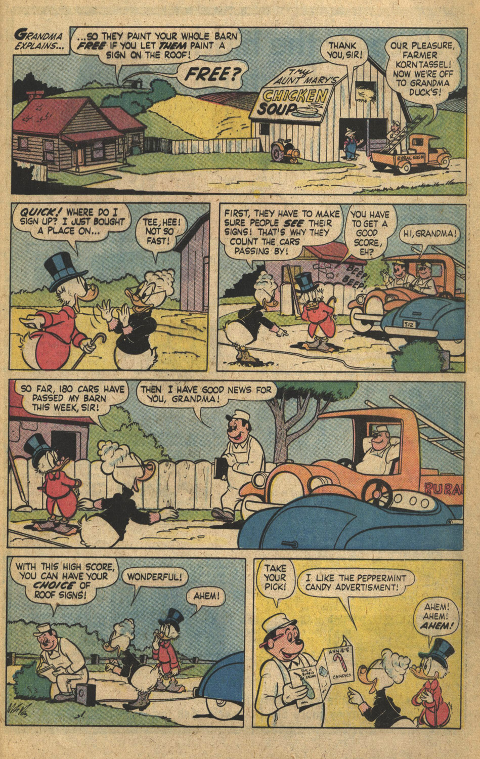 Read online Uncle Scrooge (1953) comic -  Issue #149 - 29
