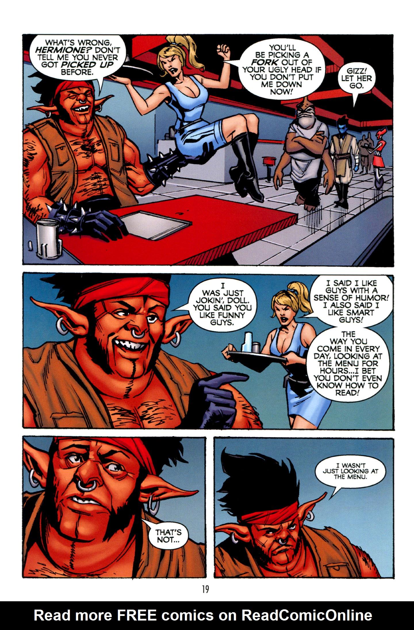 Read online Star Wars: The Clone Wars - Strange Allies comic -  Issue # Full - 20