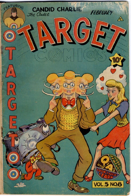 Target Comics 51 Page 1