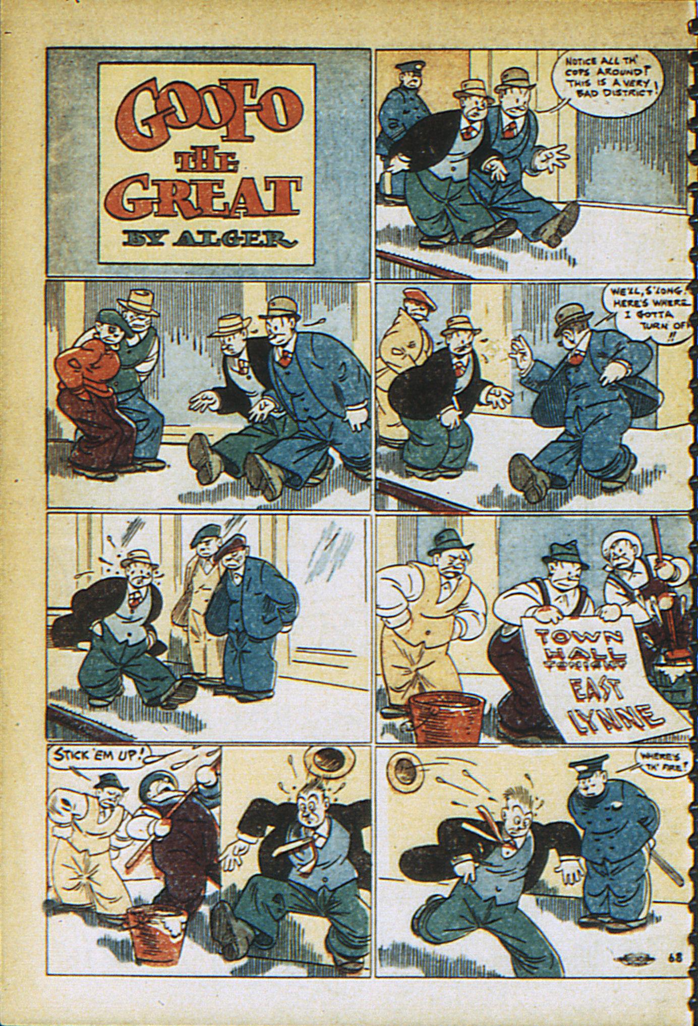 Read online Adventure Comics (1938) comic -  Issue #27 - 66
