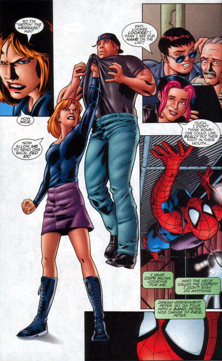 Read online Spider-Man/Gen13 comic -  Issue # Full - 11