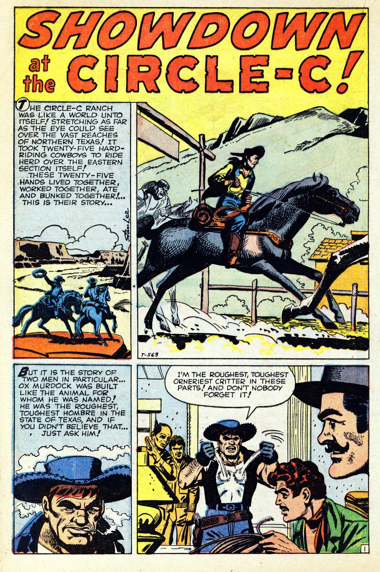 Read online Two-Gun Kid comic -  Issue #52 - 20