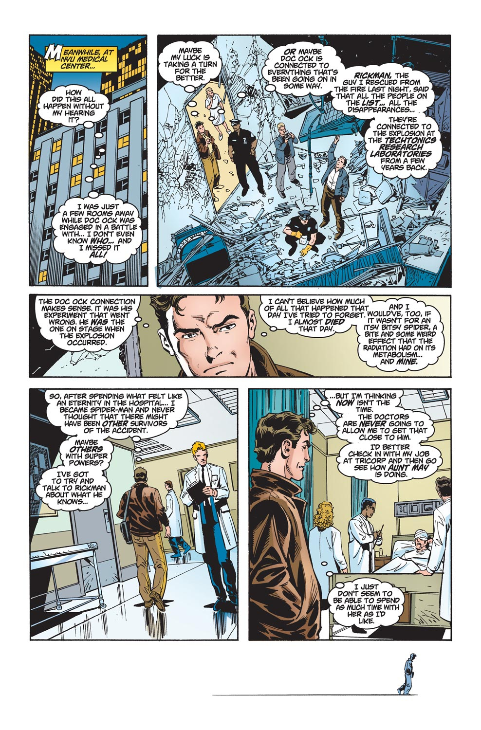 The Amazing Spider-Man (1999) 10 Page 4