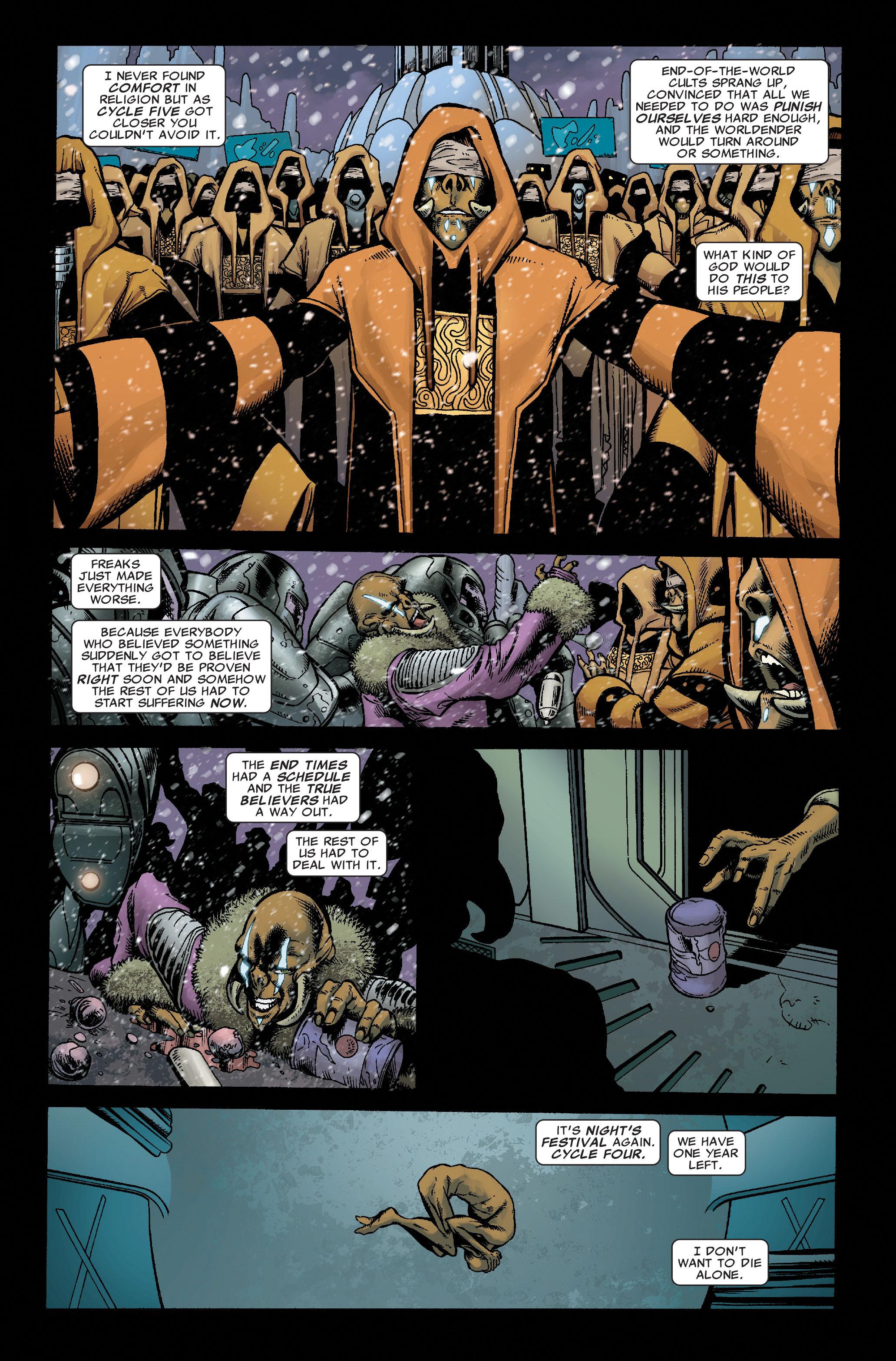 Read online Uncanny X-Men (1963) comic -  Issue #522 - 31
