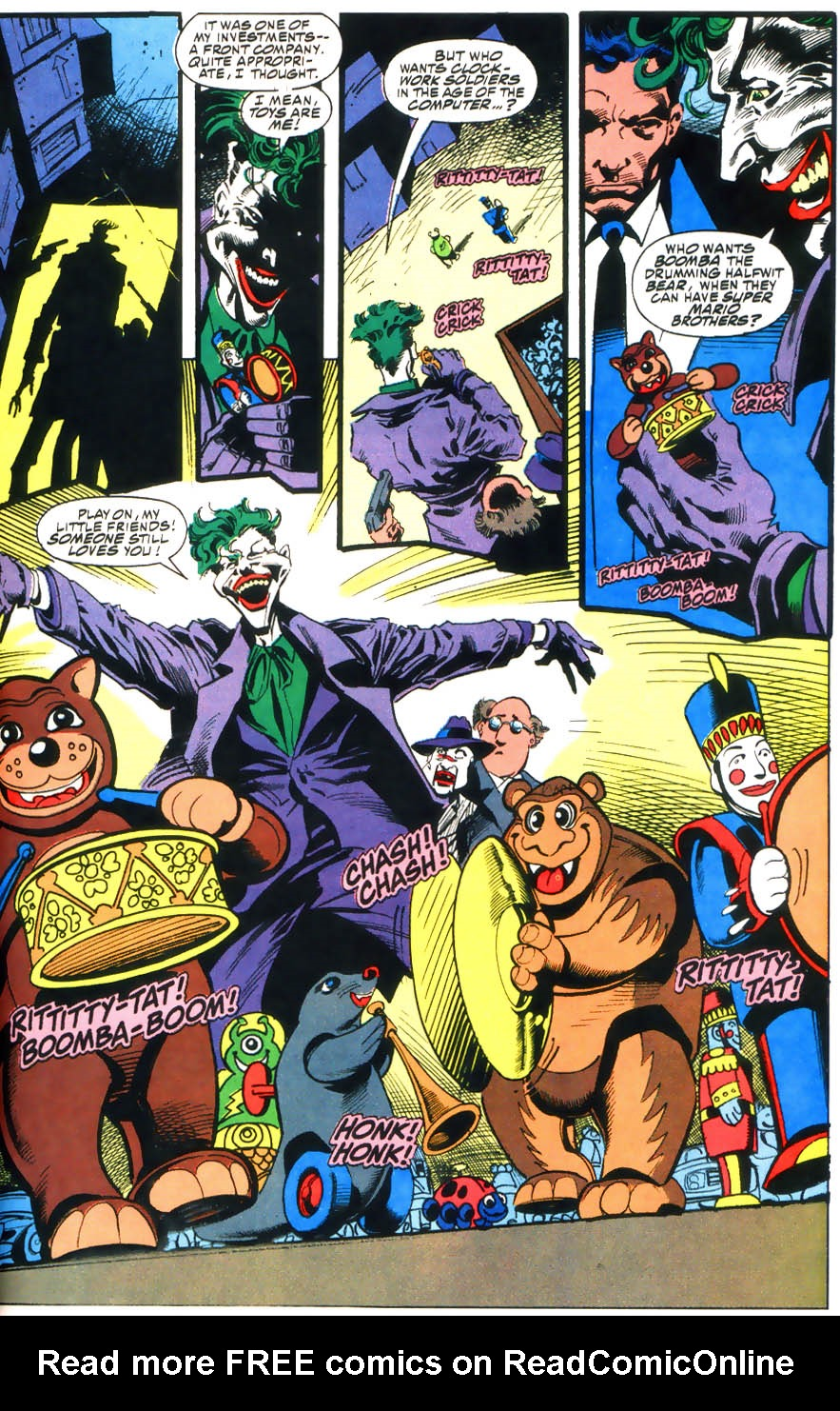 Read online Detective Comics (1937) comic -  Issue # _Annual 5 - 29