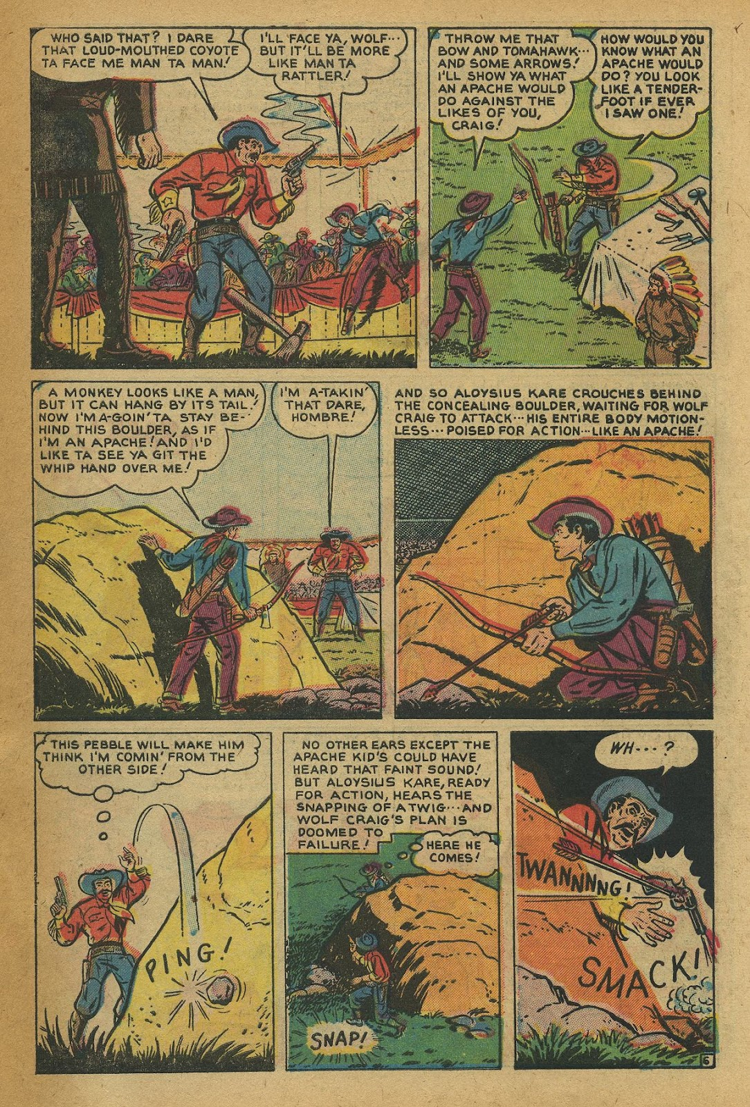 Apache Kid issue 3 - Page 8
