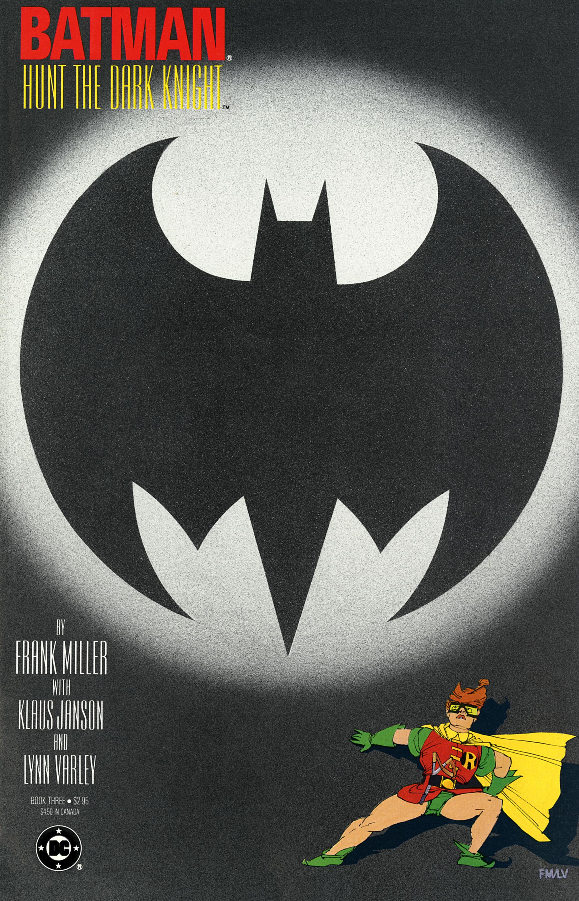 Batman: The Dark Knight Returns 3 Page 1