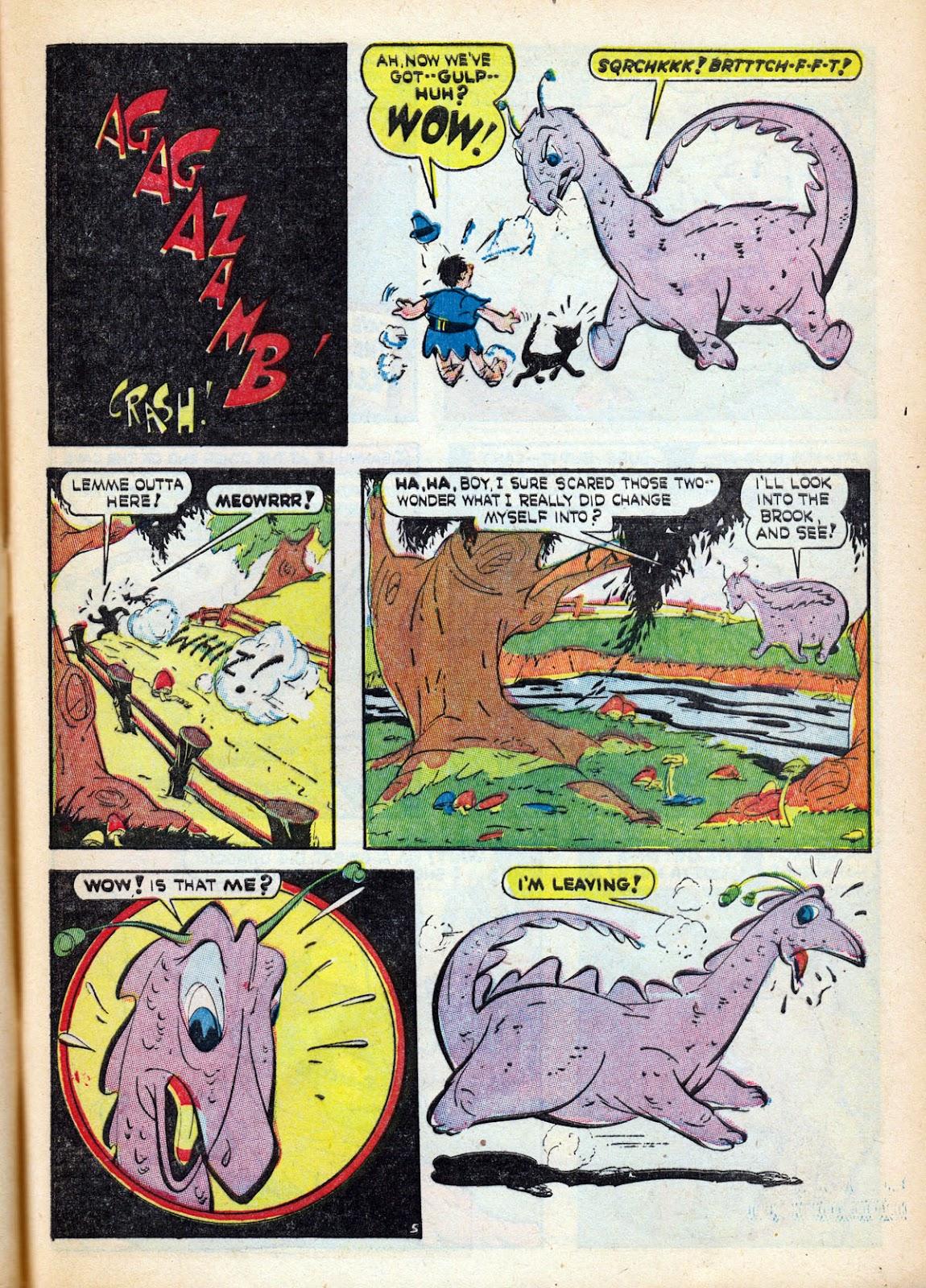 Read online Comedy Comics (1942) comic -  Issue #15 - 13