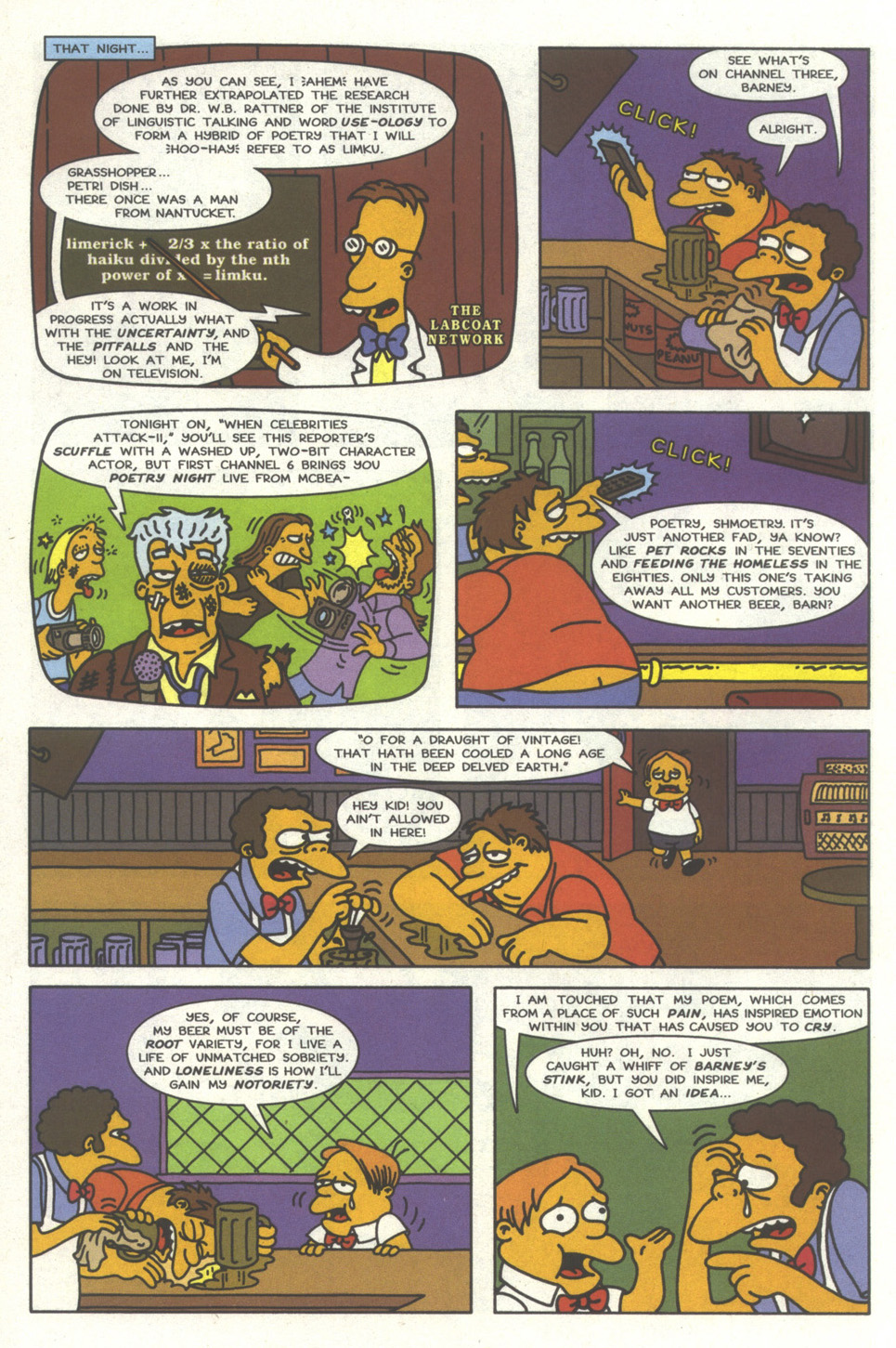 Read online Simpsons Comics comic -  Issue #32 - 15