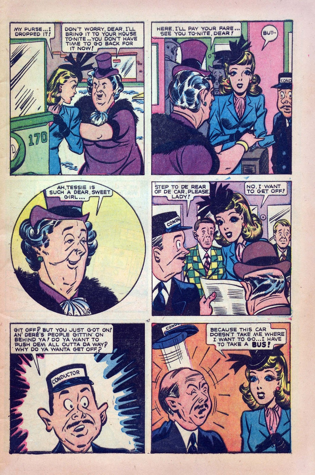 Read online Joker Comics comic -  Issue #20 - 5