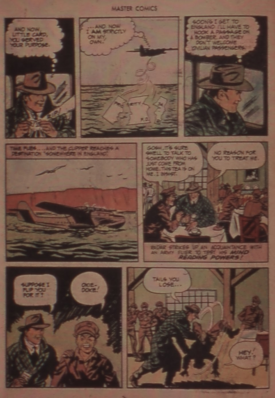 Master Comics issue 50 - Page 34