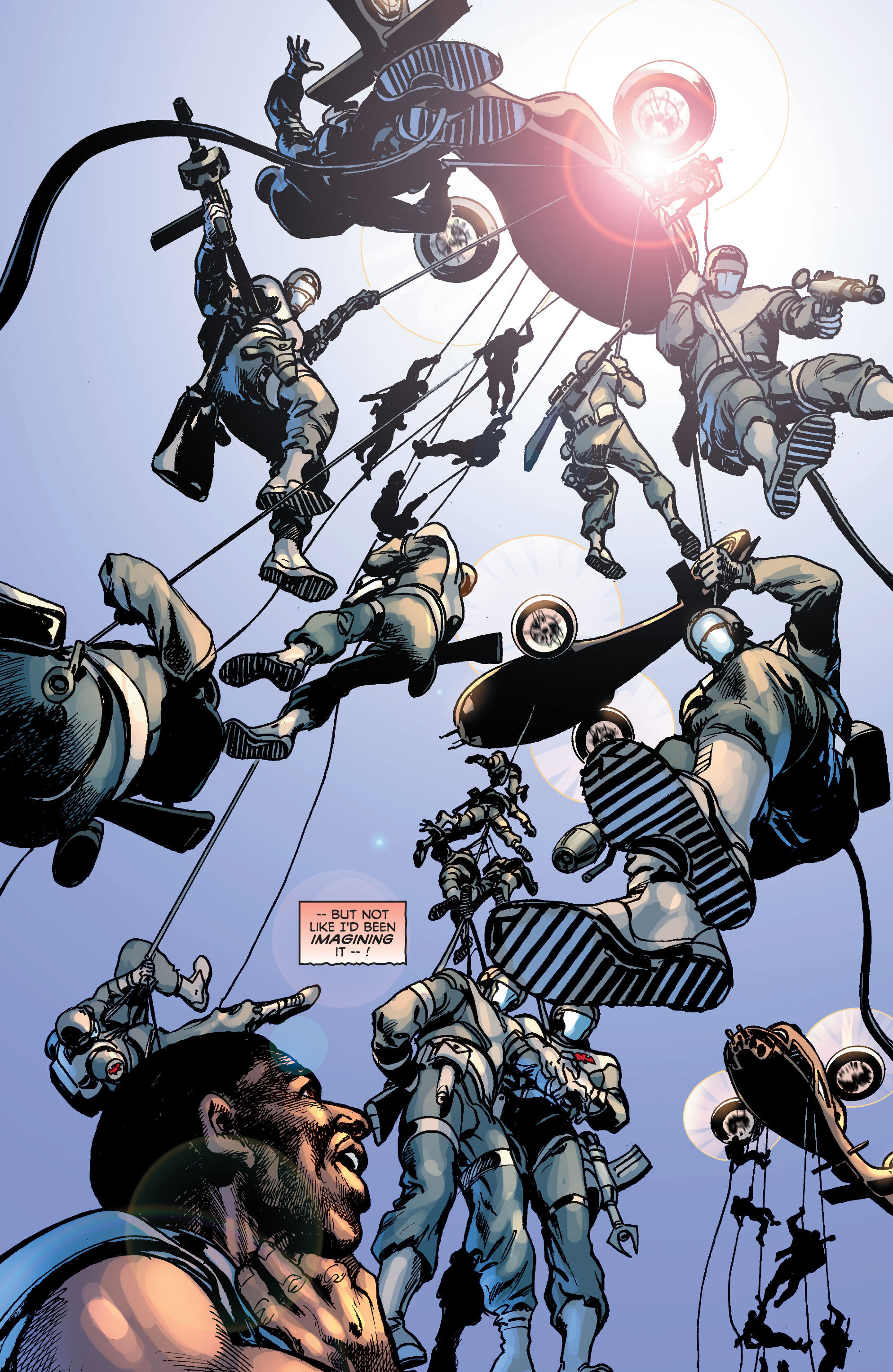 Read online Astro City: Dark Age/Book Three comic -  Issue #1 - 23