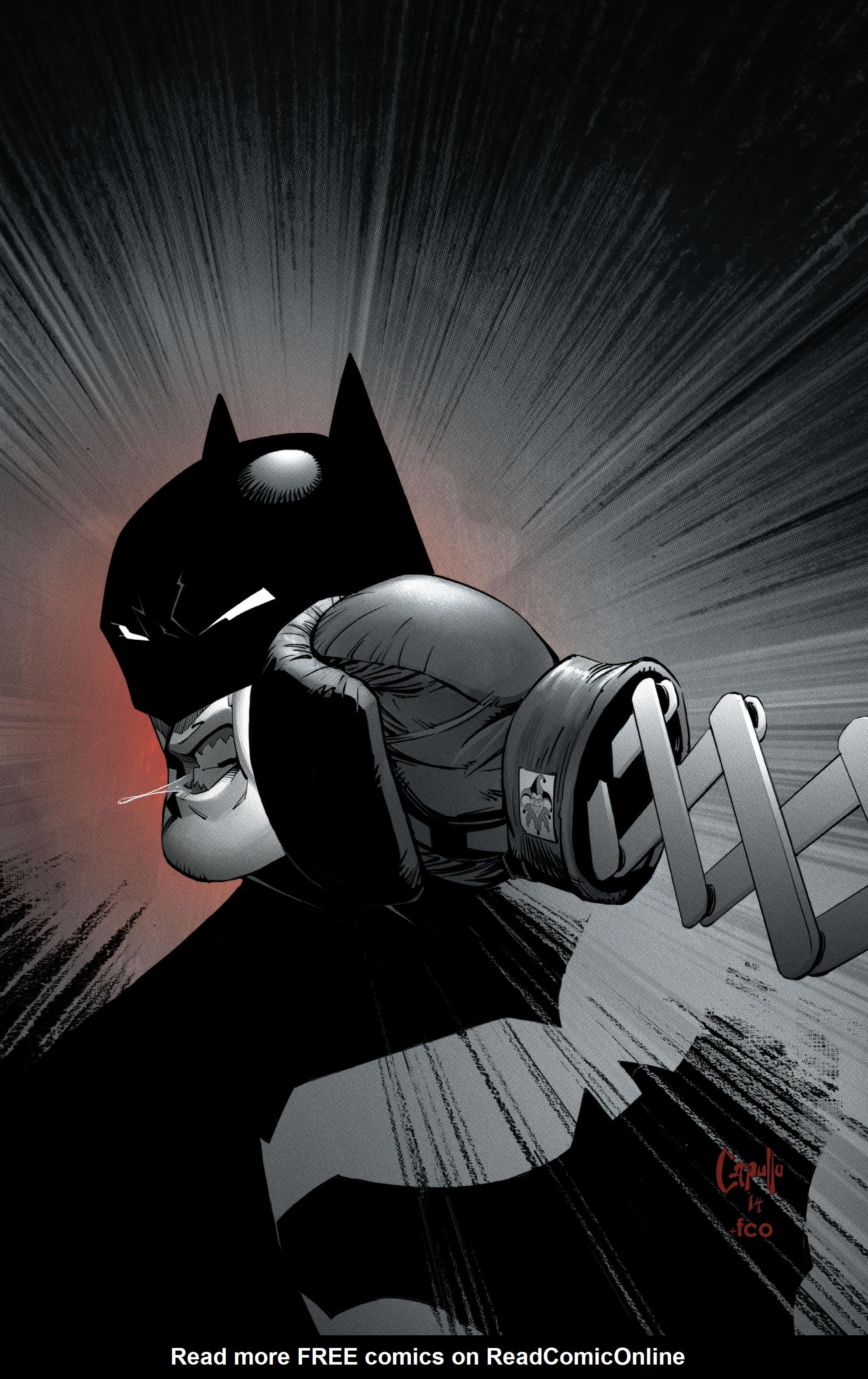 Read online Batman (2011) comic -  Issue # _TPB 7 - 159
