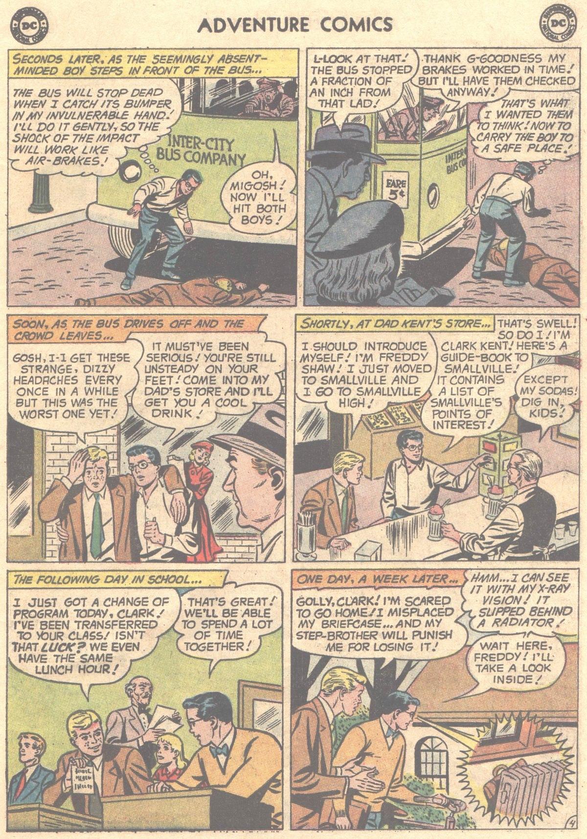 Read online Adventure Comics (1938) comic -  Issue #319 - 28