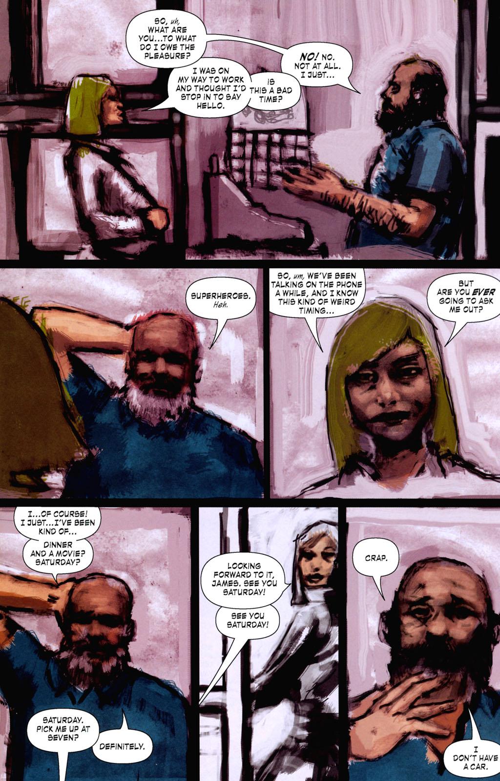 Read online ShadowHawk (2005) comic -  Issue #8 - 9