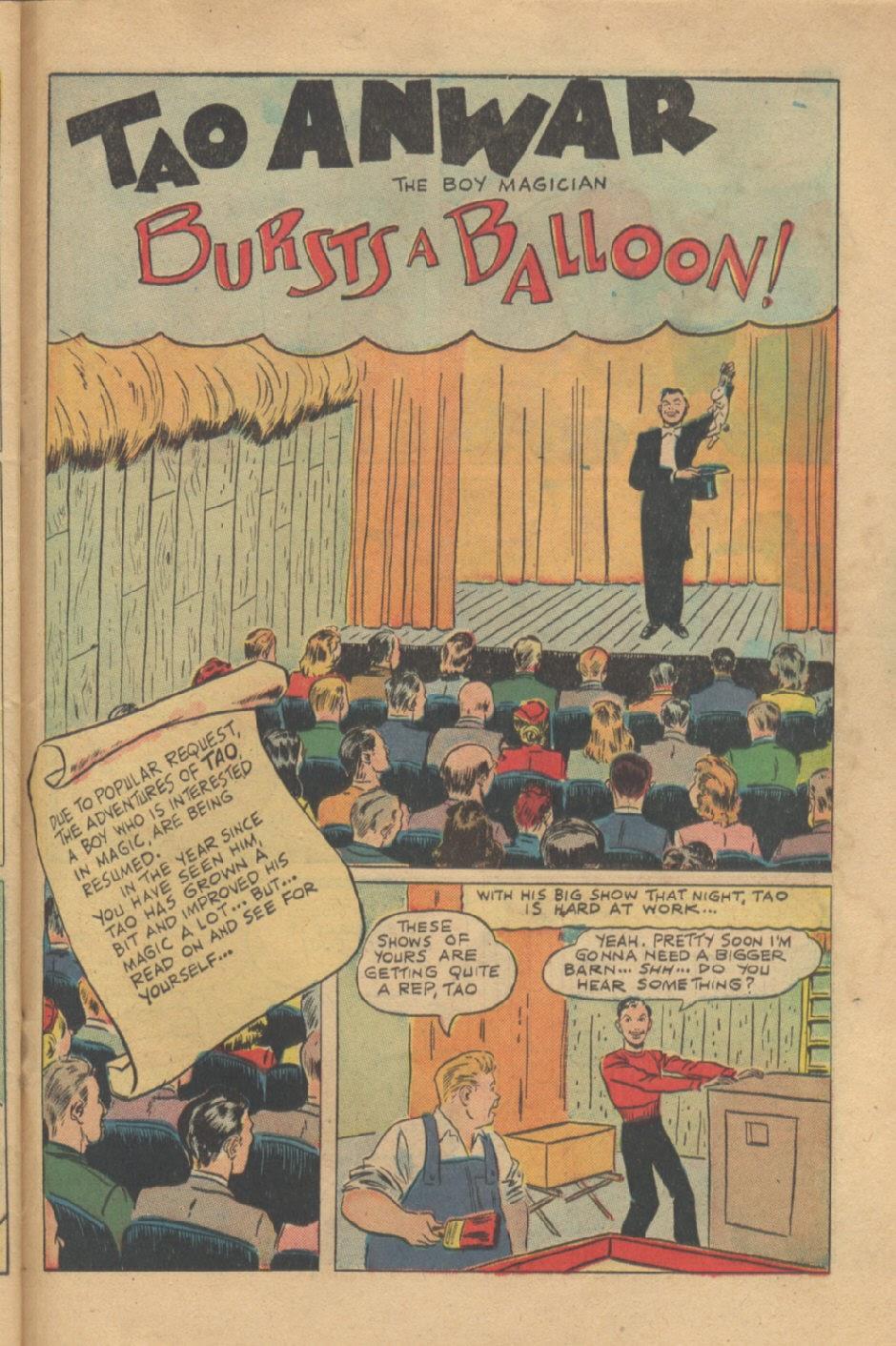Super-Magician Comics issue 53 - Page 43