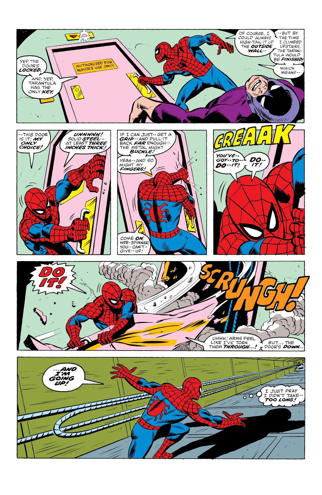 Read online Marvel Masterworks: The Spectacular Spider-Man comic -  Issue # TPB (Part 1) - 19