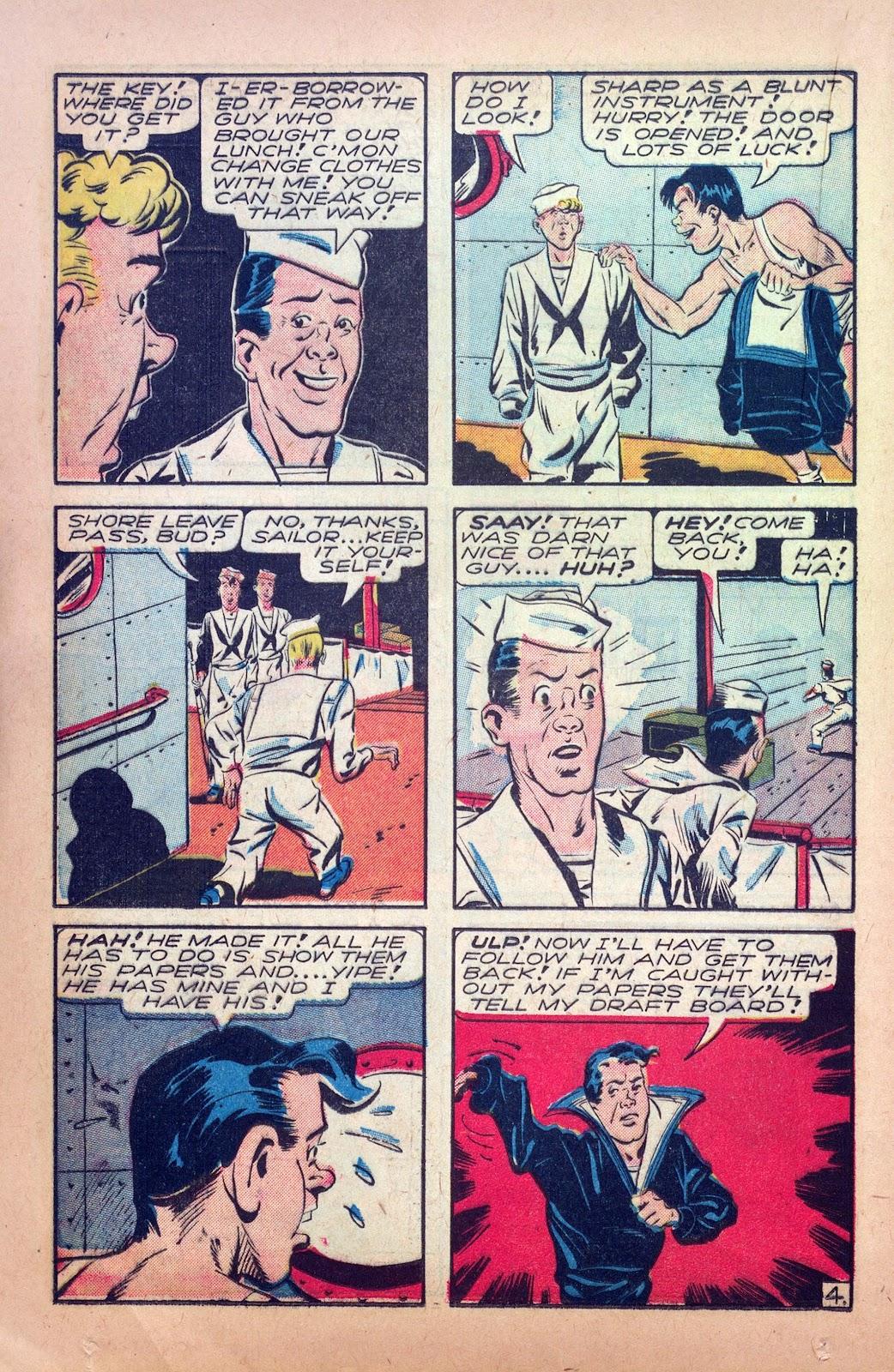 Read online Joker Comics comic -  Issue #17 - 30