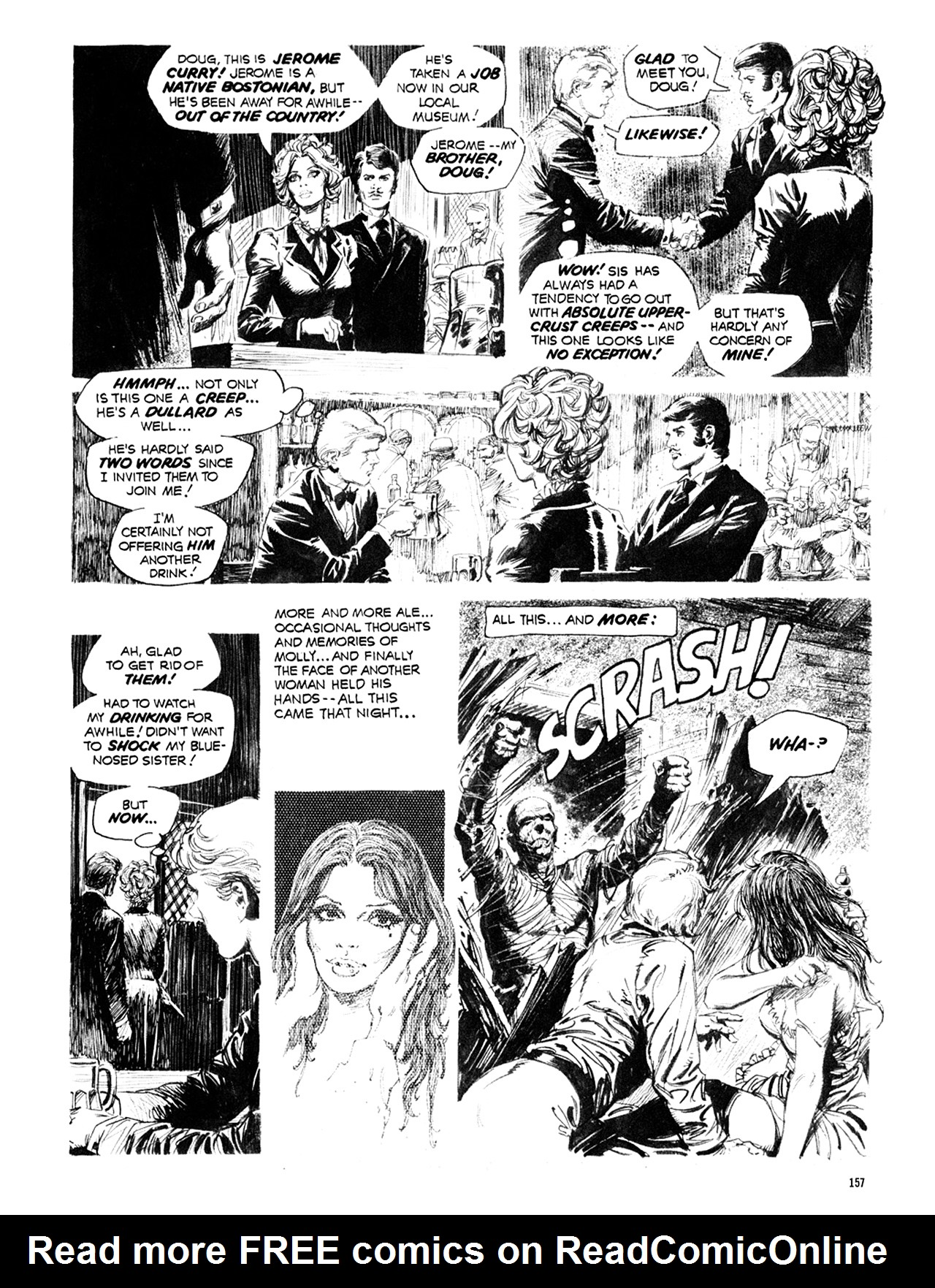 Read online Eerie Archives comic -  Issue # TPB 10 - 158