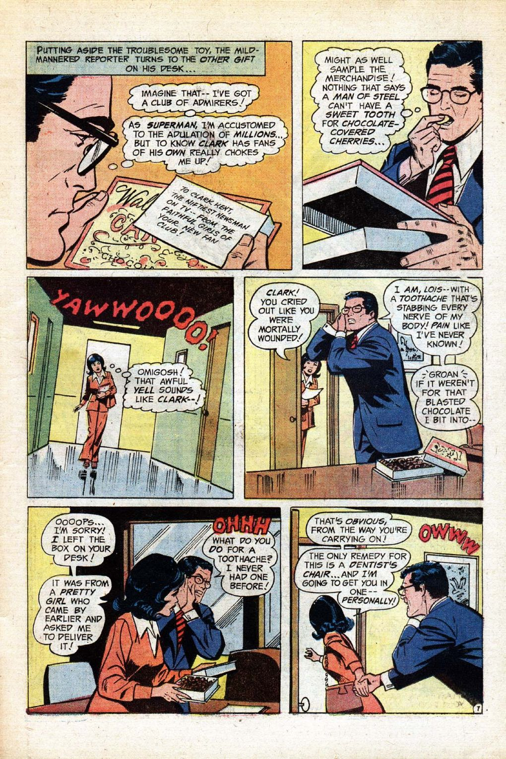 Read online Action Comics (1938) comic -  Issue #434 - 11