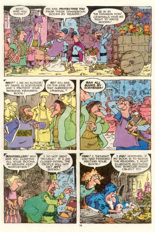 Read online Sergio Aragonés Groo the Wanderer comic -  Issue #78 - 11