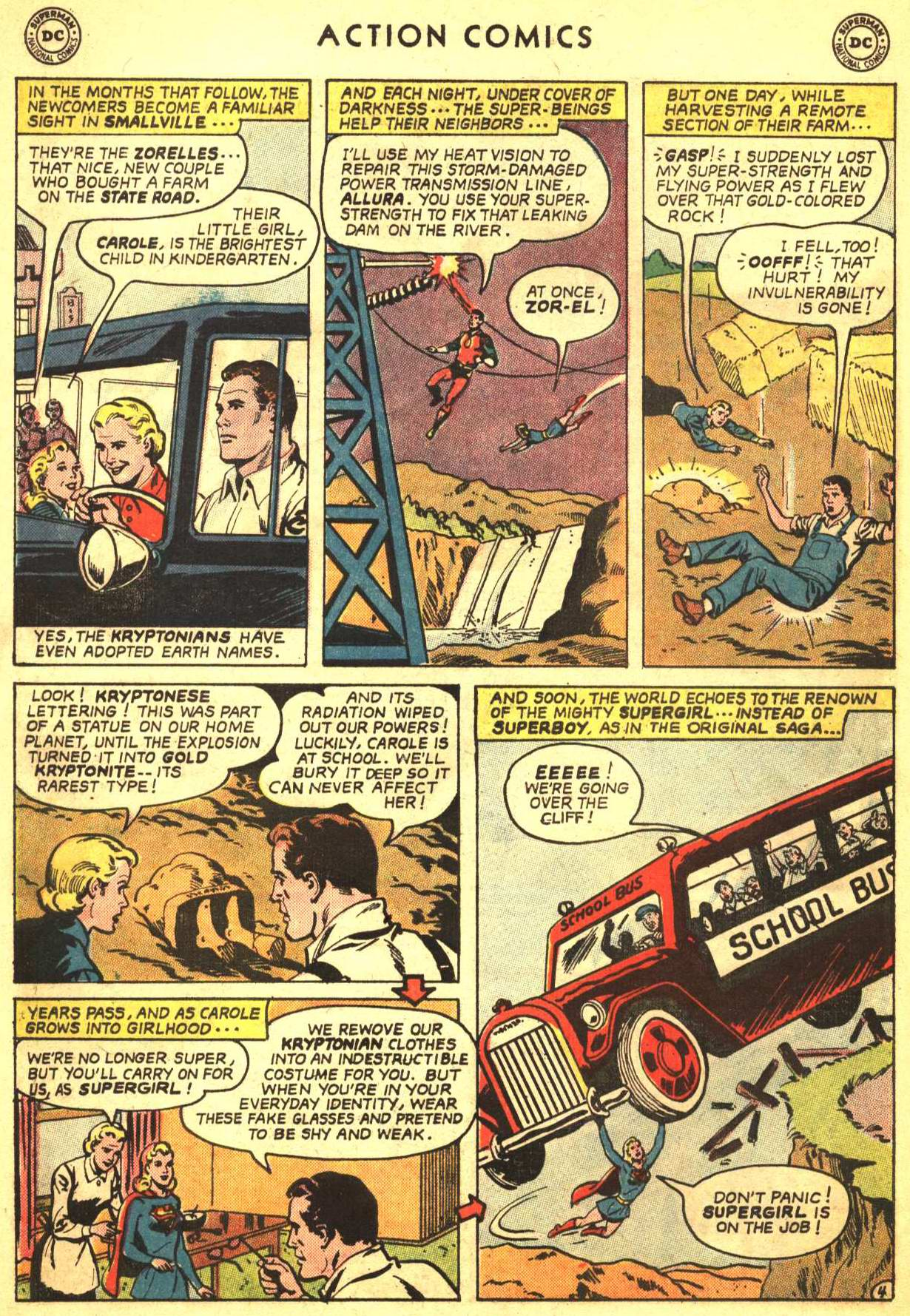 Read online Action Comics (1938) comic -  Issue #332 - 22