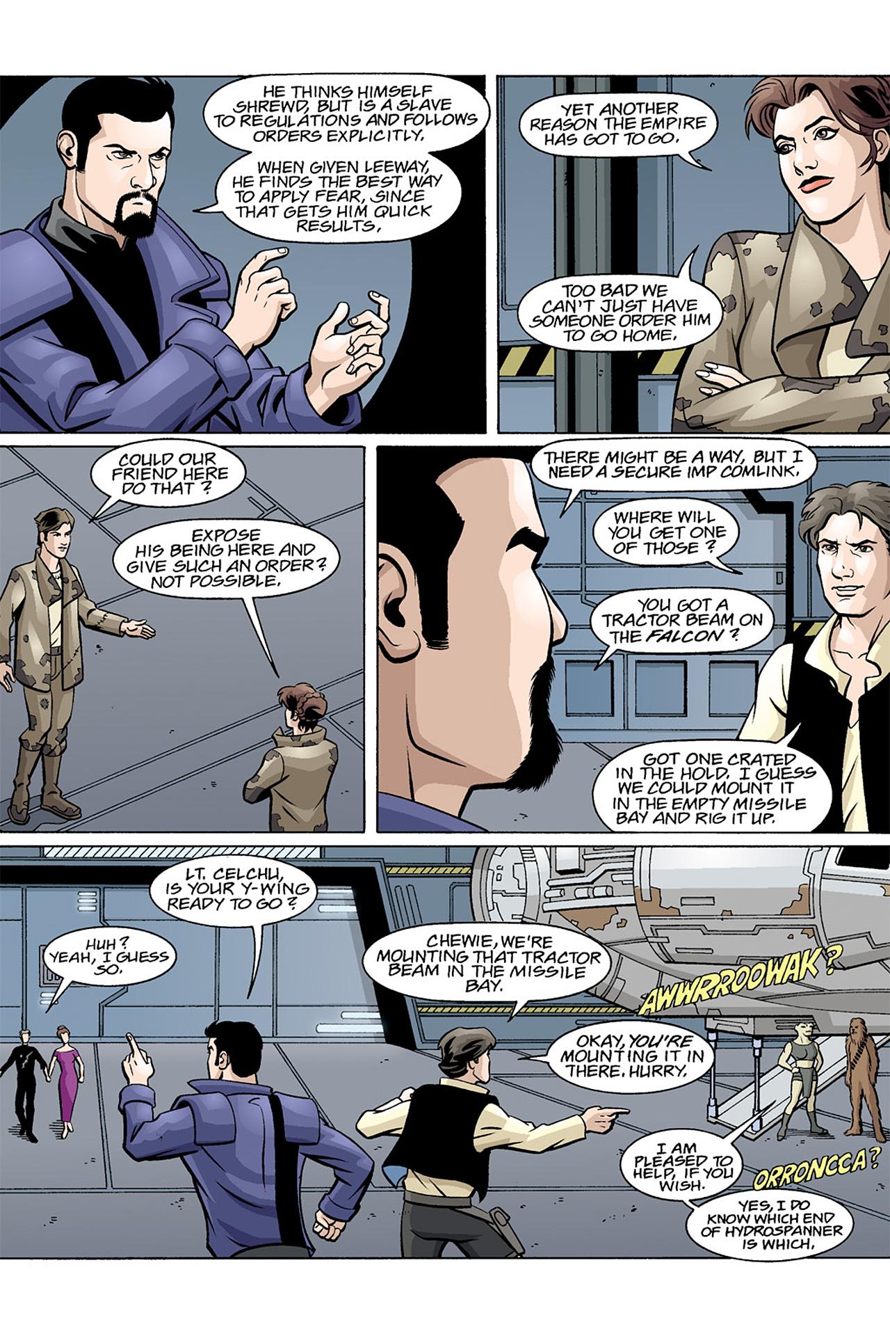 Read online Star Wars Omnibus comic -  Issue # Vol. 3 - 257