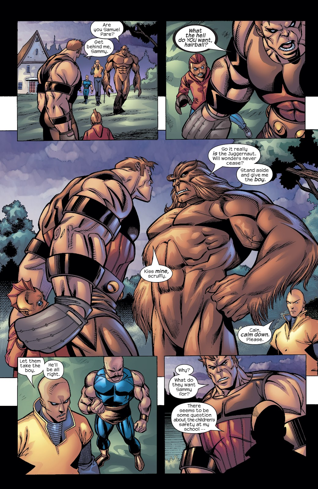 Read online X-Men: Unstoppable comic -  Issue # TPB (Part 4) - 50