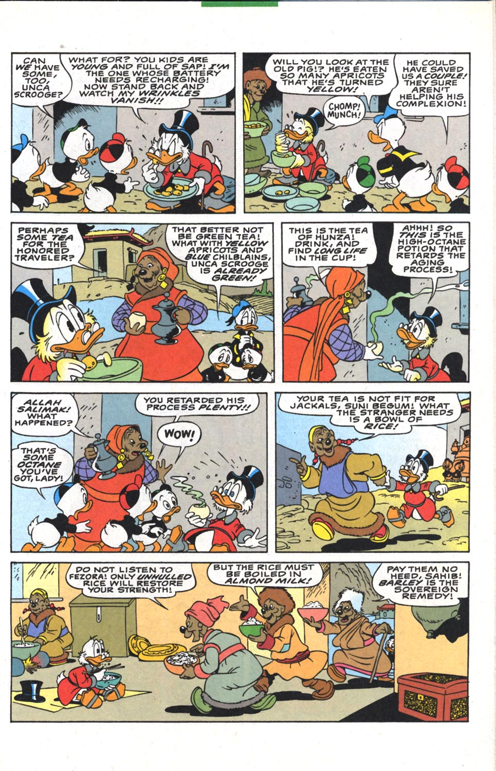 Read online Uncle Scrooge (1953) comic -  Issue #300 - 29