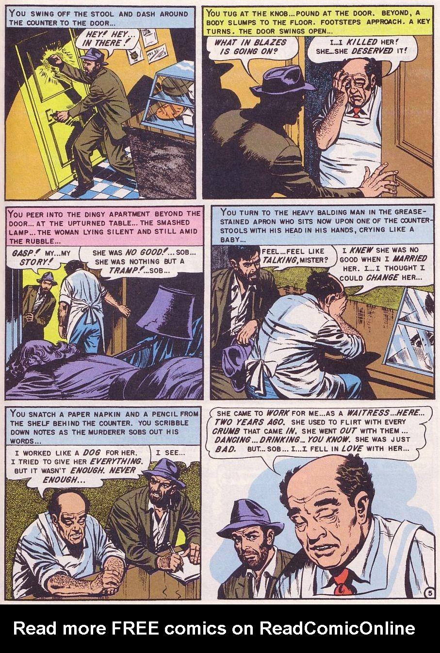 Read online Shock SuspenStories comic -  Issue #12 - 6