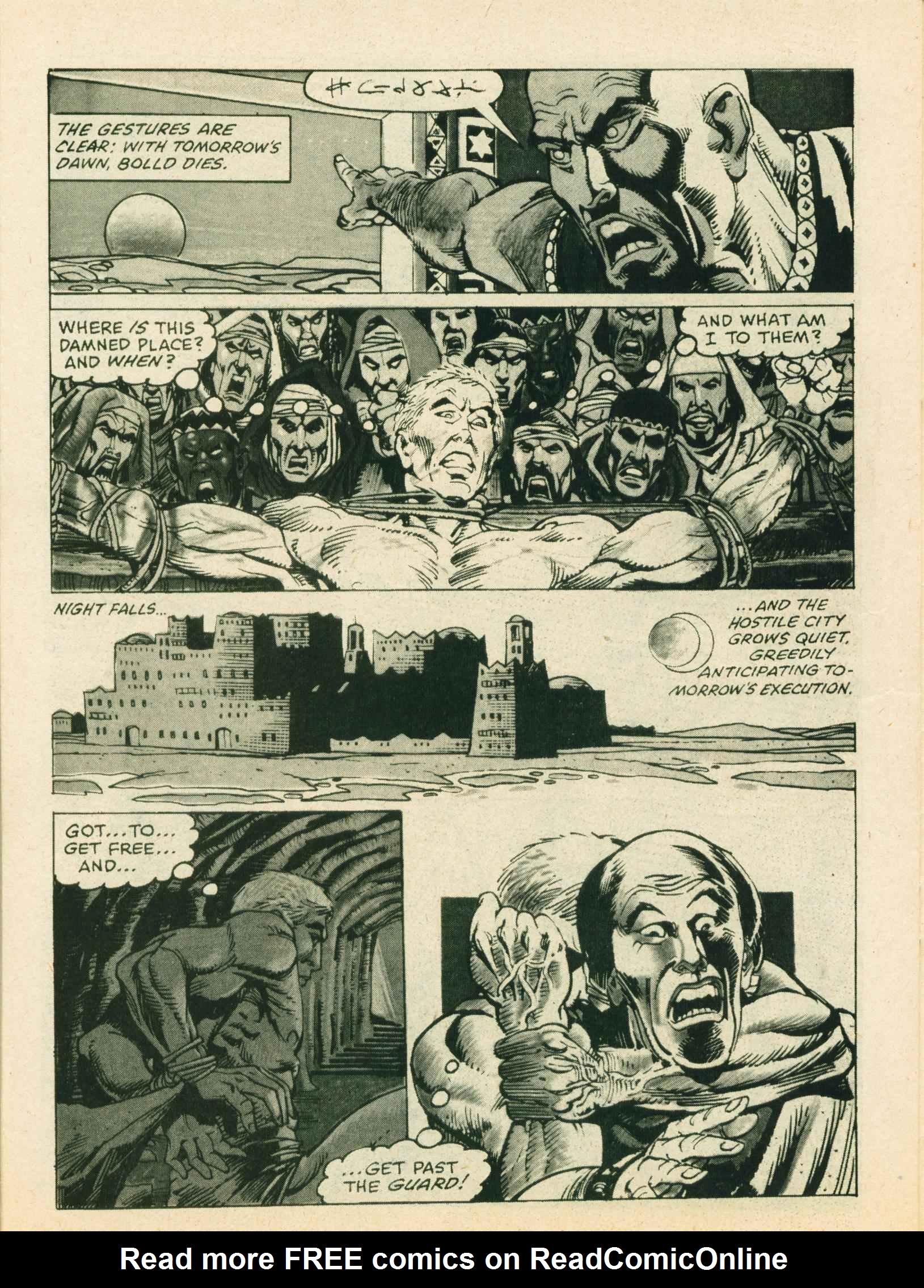 Read online Future Tense comic -  Issue #8 - 24