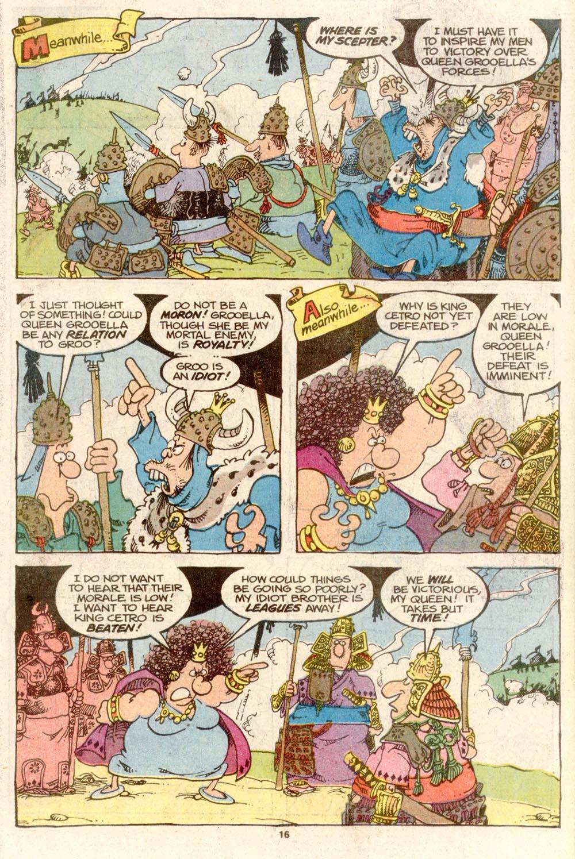 Read online Sergio Aragonés Groo the Wanderer comic -  Issue #73 - 13