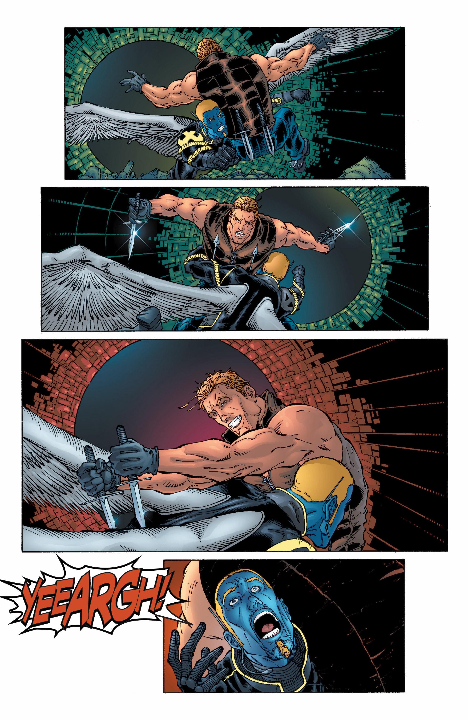 Read online Uncanny X-Men (1963) comic -  Issue #396 - 18