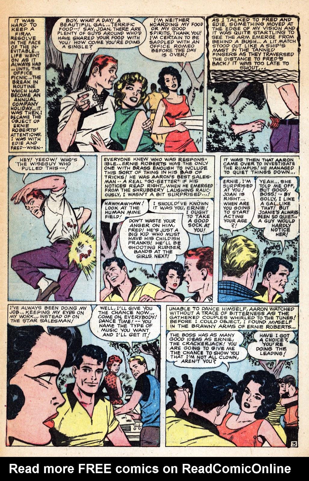 Love Romances (1949) issue 83 - Page 5