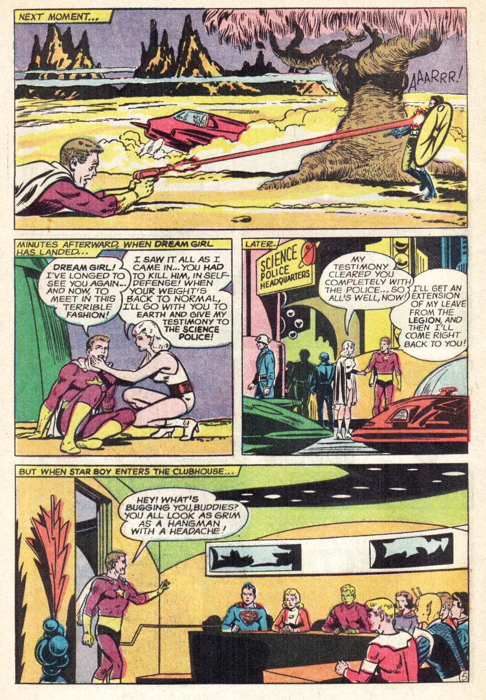 Read online Adventure Comics (1938) comic -  Issue #342 - 8