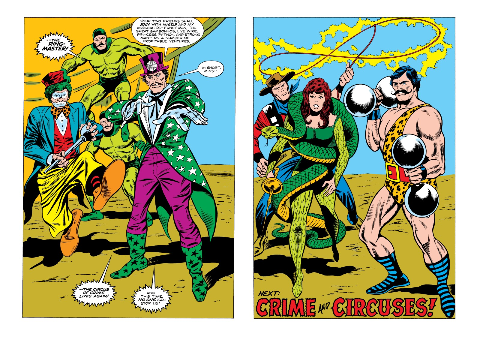 Read online Marvel Masterworks: Luke Cage, Power Man comic -  Issue # TPB 2 (Part 2) - 60
