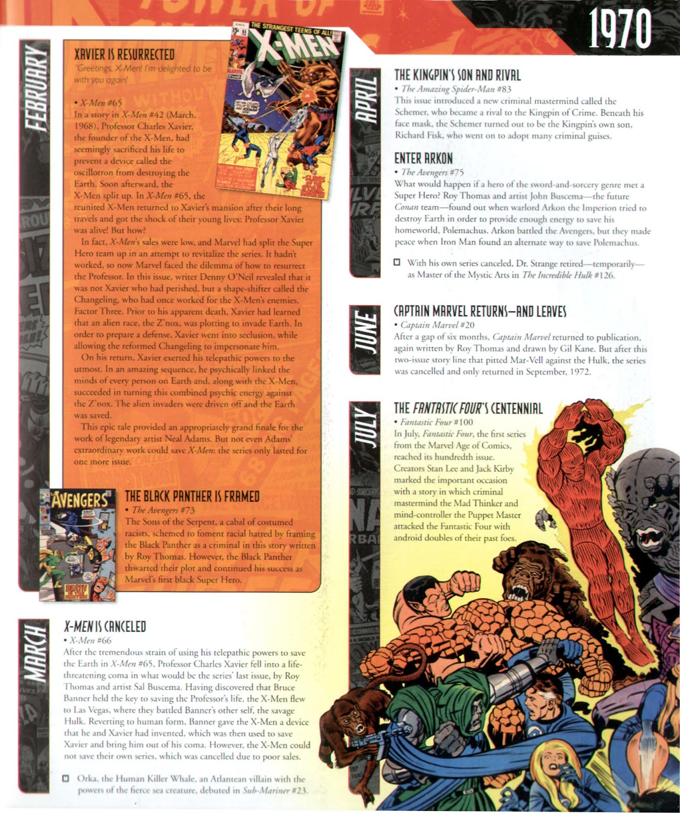 Read online Marvel Chronicle comic -  Issue # TPB (Part 2) - 39