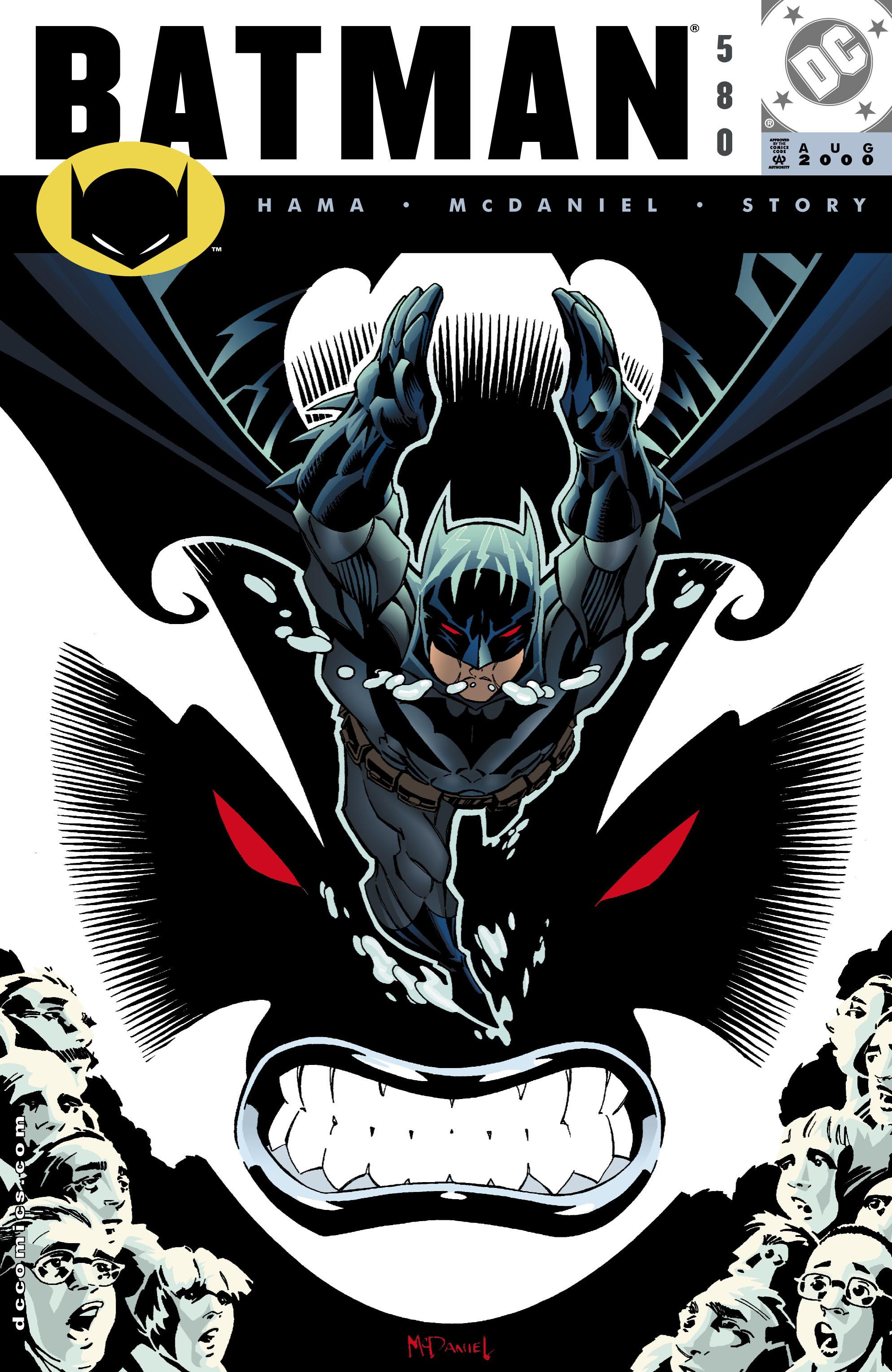 Batman (1940) 580 Page 1