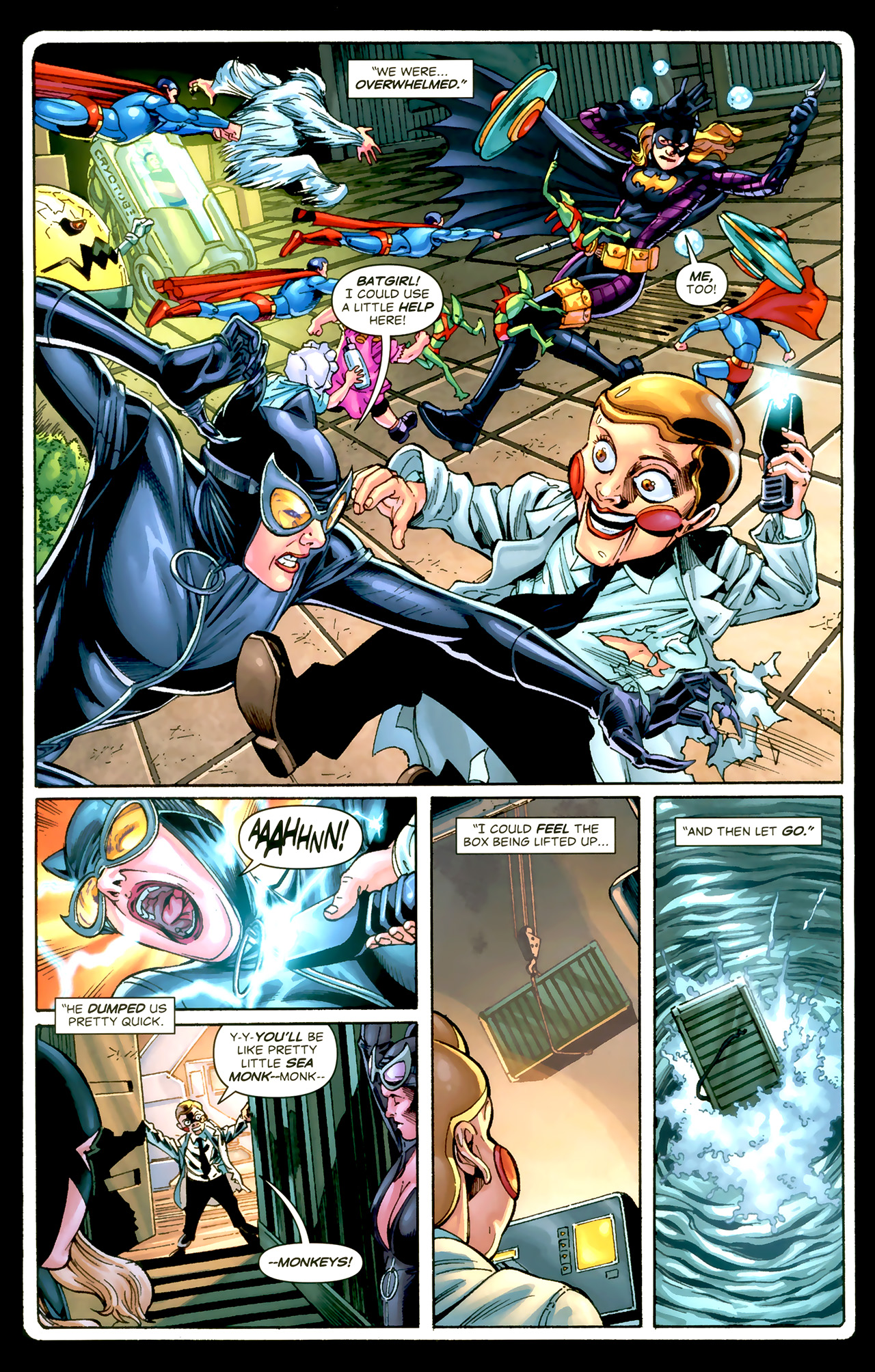 Read online World's Finest (2009) comic -  Issue #3 - 8