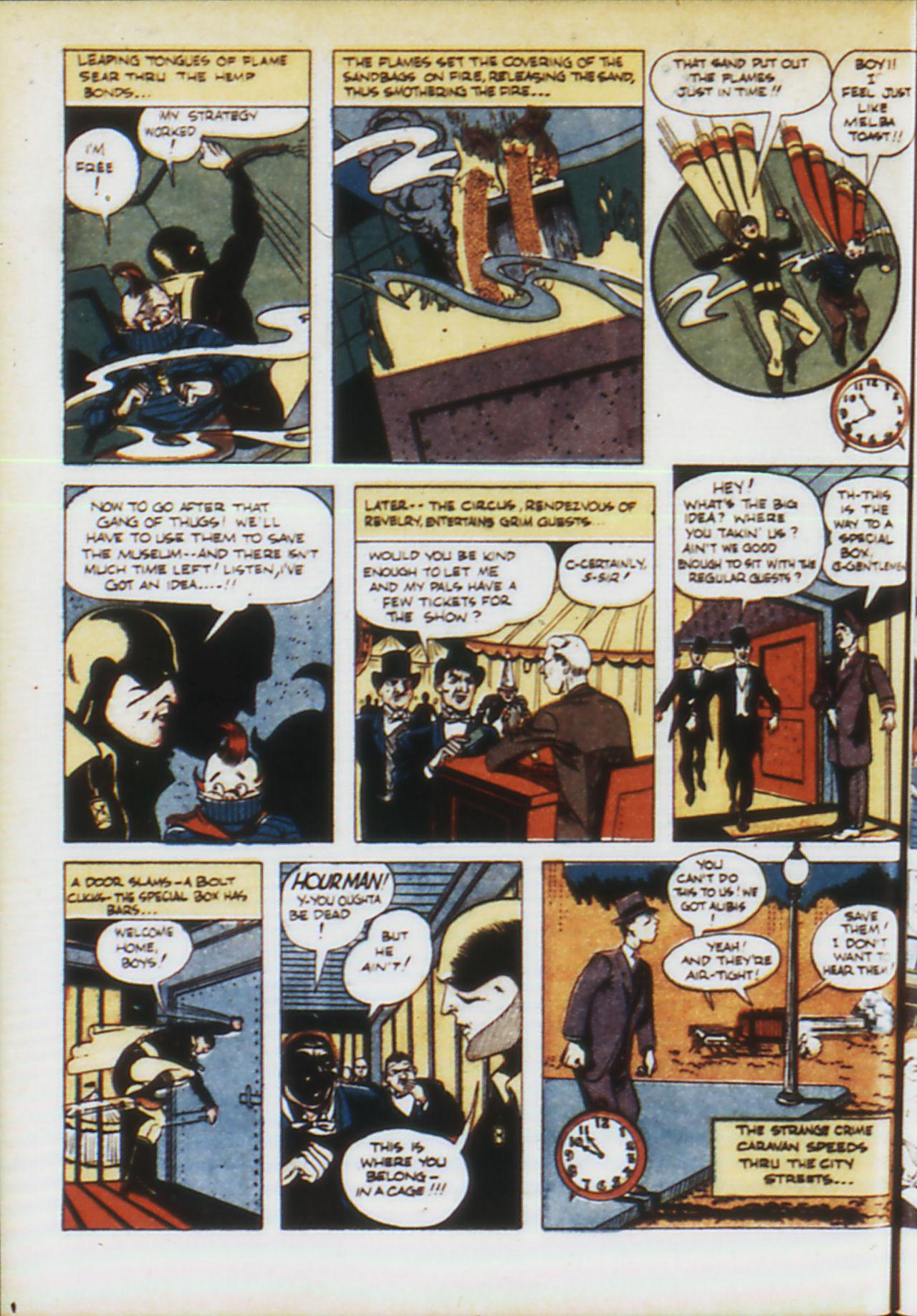 Read online Adventure Comics (1938) comic -  Issue #74 - 21