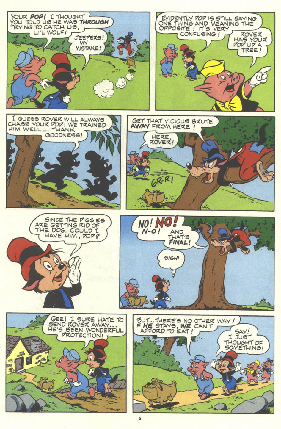 Walt Disney's Comics and Stories issue 574 - Page 16