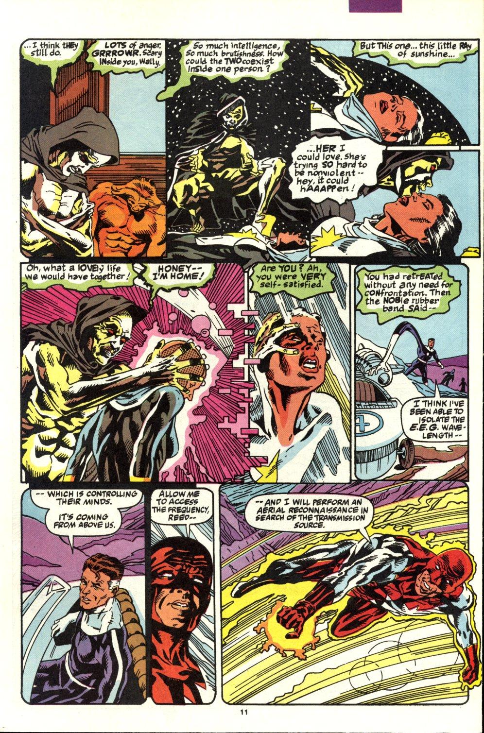 Read online Alpha Flight (1983) comic -  Issue #93 - 9