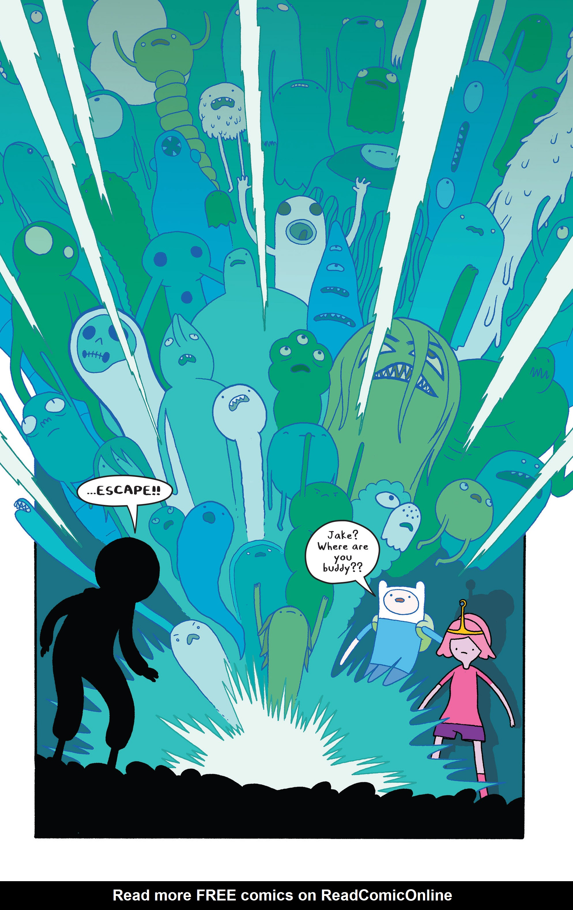 Read online Adventure Time comic -  Issue #Adventure Time _TPB 6 - 76