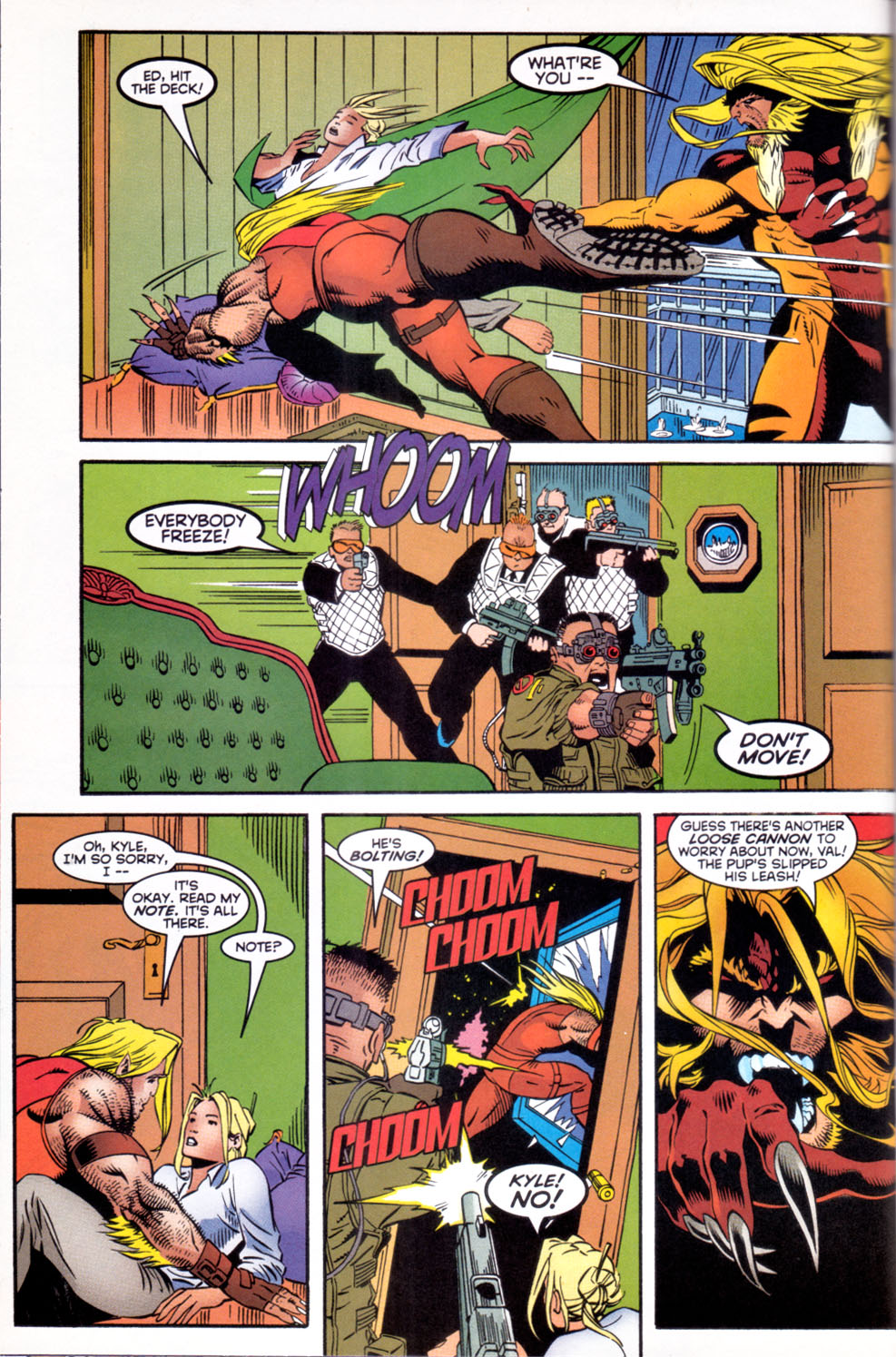 Read online X-Factor (1986) comic -  Issue #142 - 20