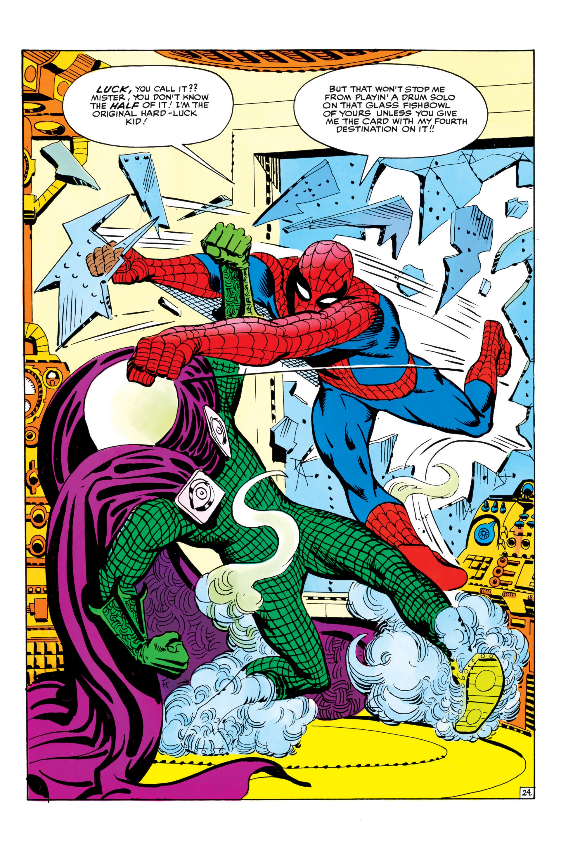The Amazing Spider-Man (1963) _Annual_1 Page 24