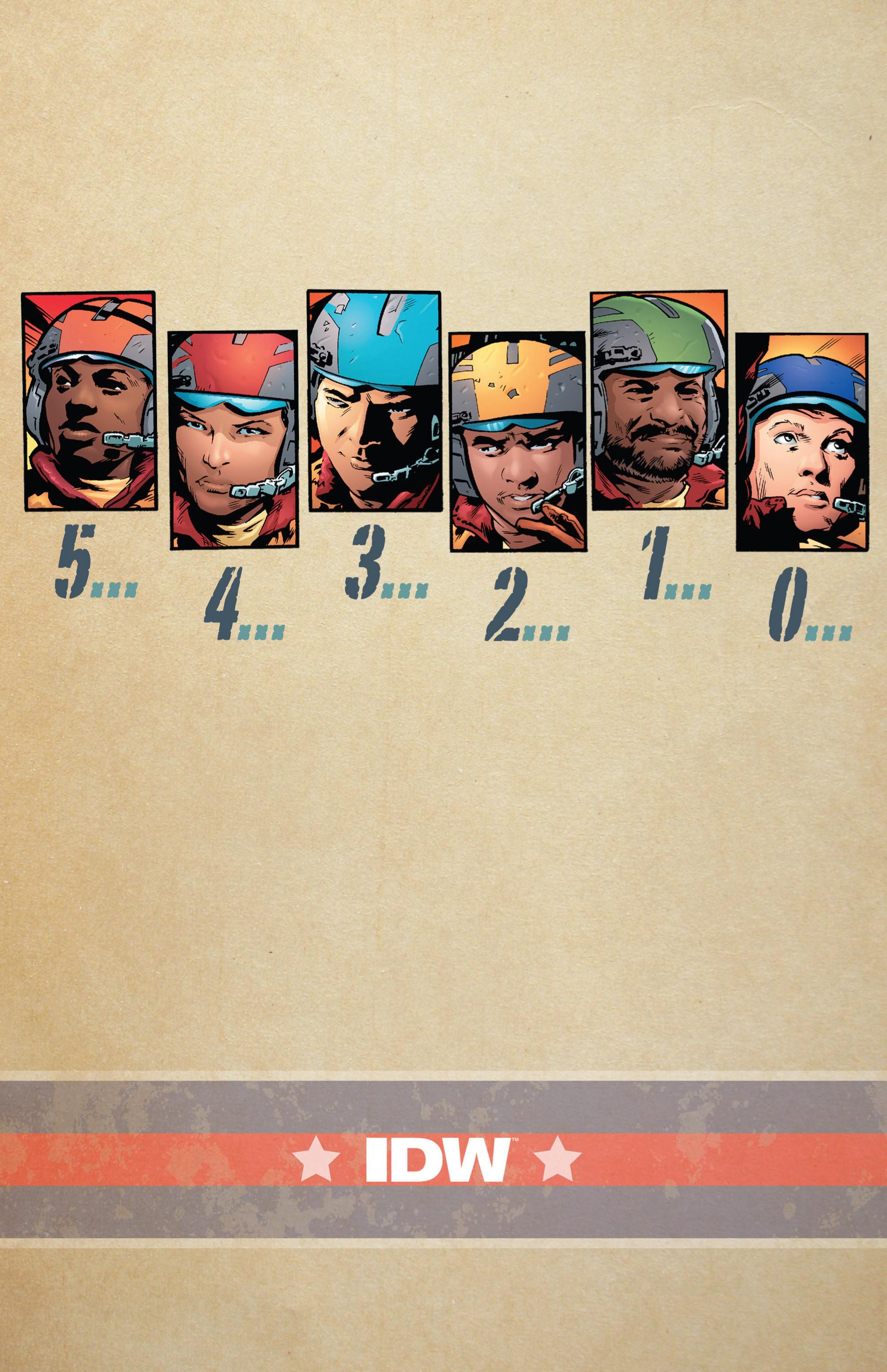 Read online Shockrockets comic -  Issue # TPB - 2
